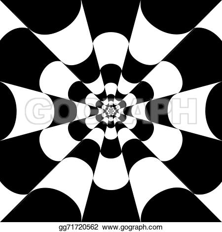 Tunel clipart drawing Infinity  art tunnel gg71720562