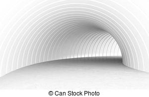 Tunnel clipart underpass Illustration Tunnel Stock tunnel White
