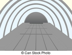 Tunnel clipart underpass And 217 Underpass entrance the