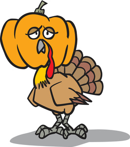 Turkey clipart disguised #4