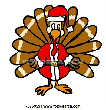 Turkey clipart disguised #2