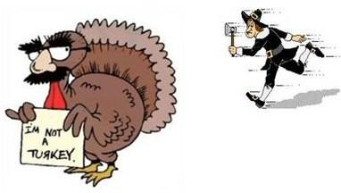Turkey clipart funny #6