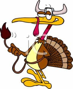 Turkey clipart funny #3