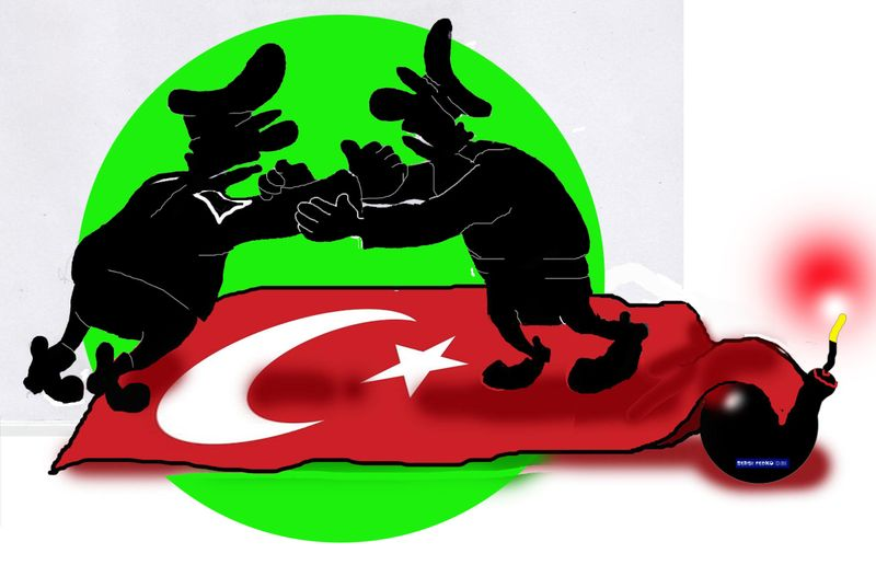 Turkey clipart military #11