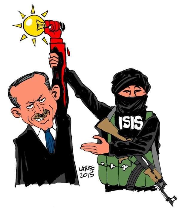 Turkey clipart military #6