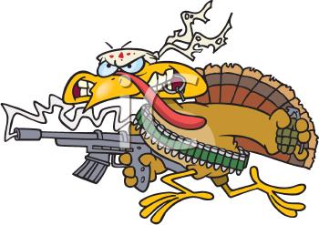 Turkey clipart military #2