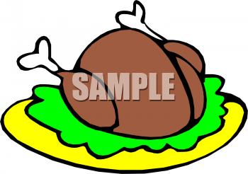 Turkey clipart plate #11
