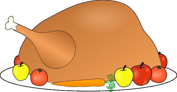 Turkey clipart plate #10