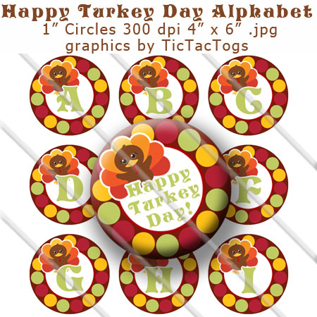 Turkey clipart polka dot #8