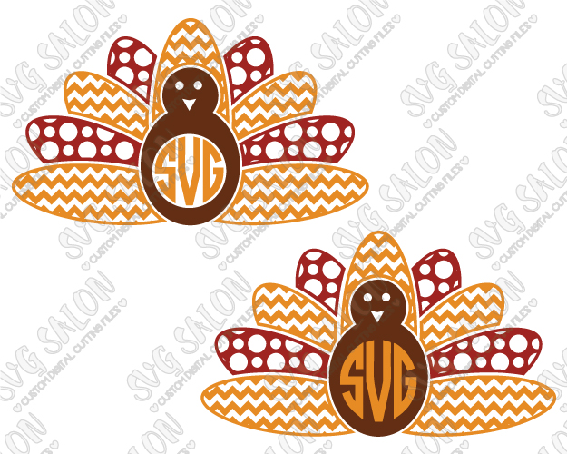 Turkey clipart polka dot #10