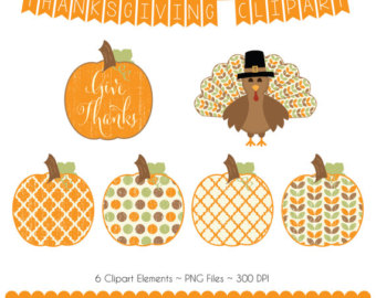 Turkey clipart polka dot #12