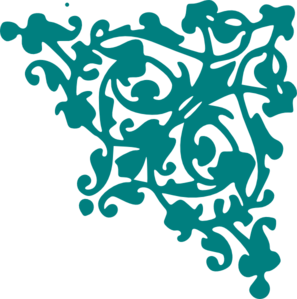 Turquoise clipart #3