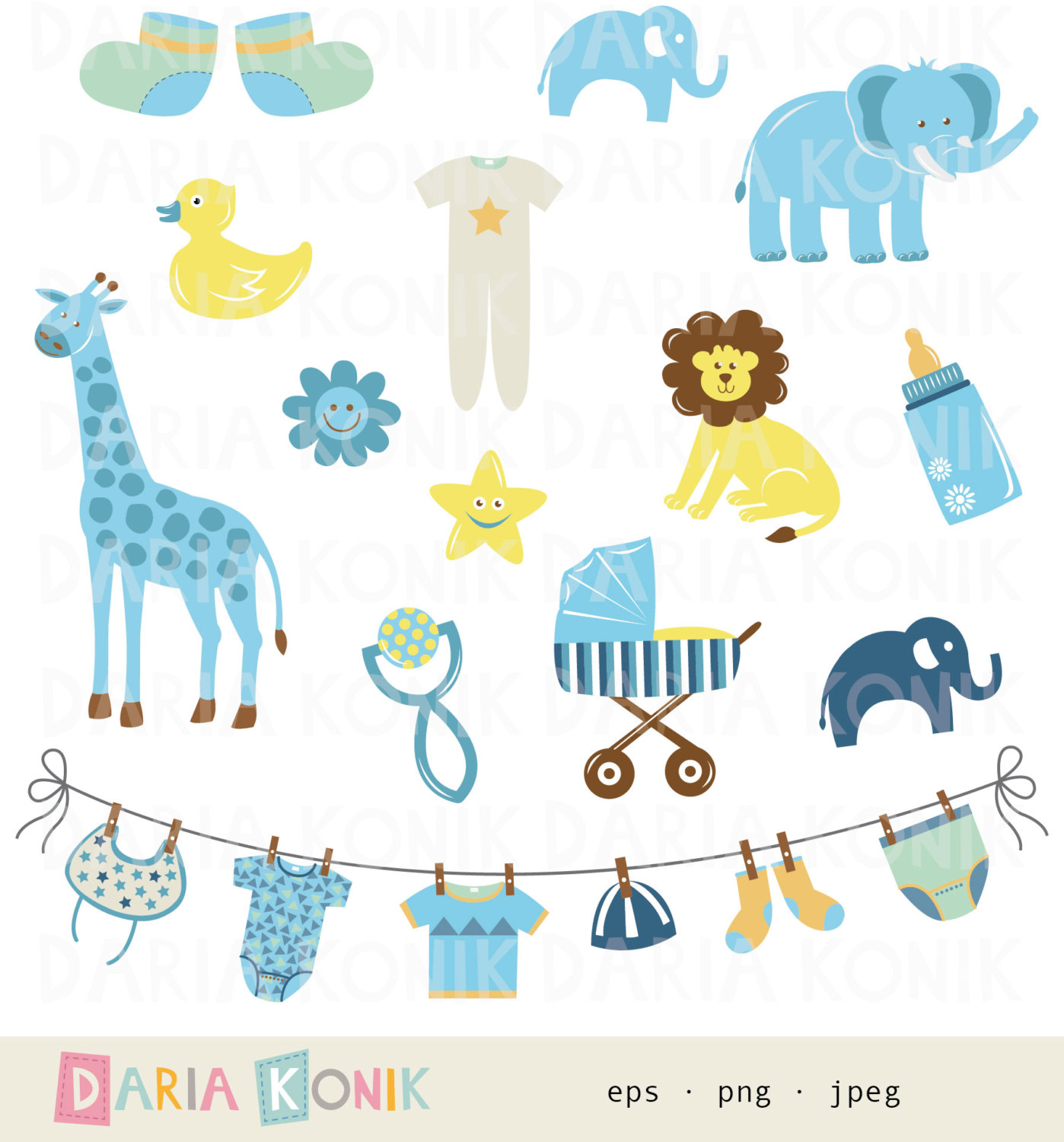 Brown clipart baby onesie Items clipart boy for baby