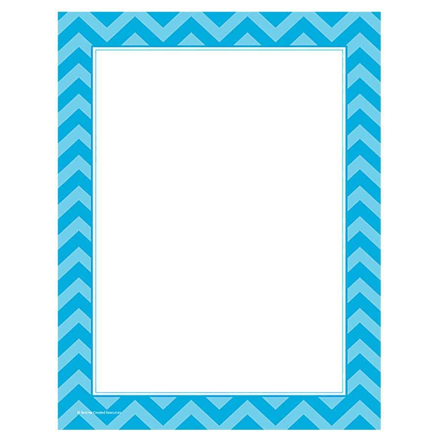 Turquoise clipart border #7