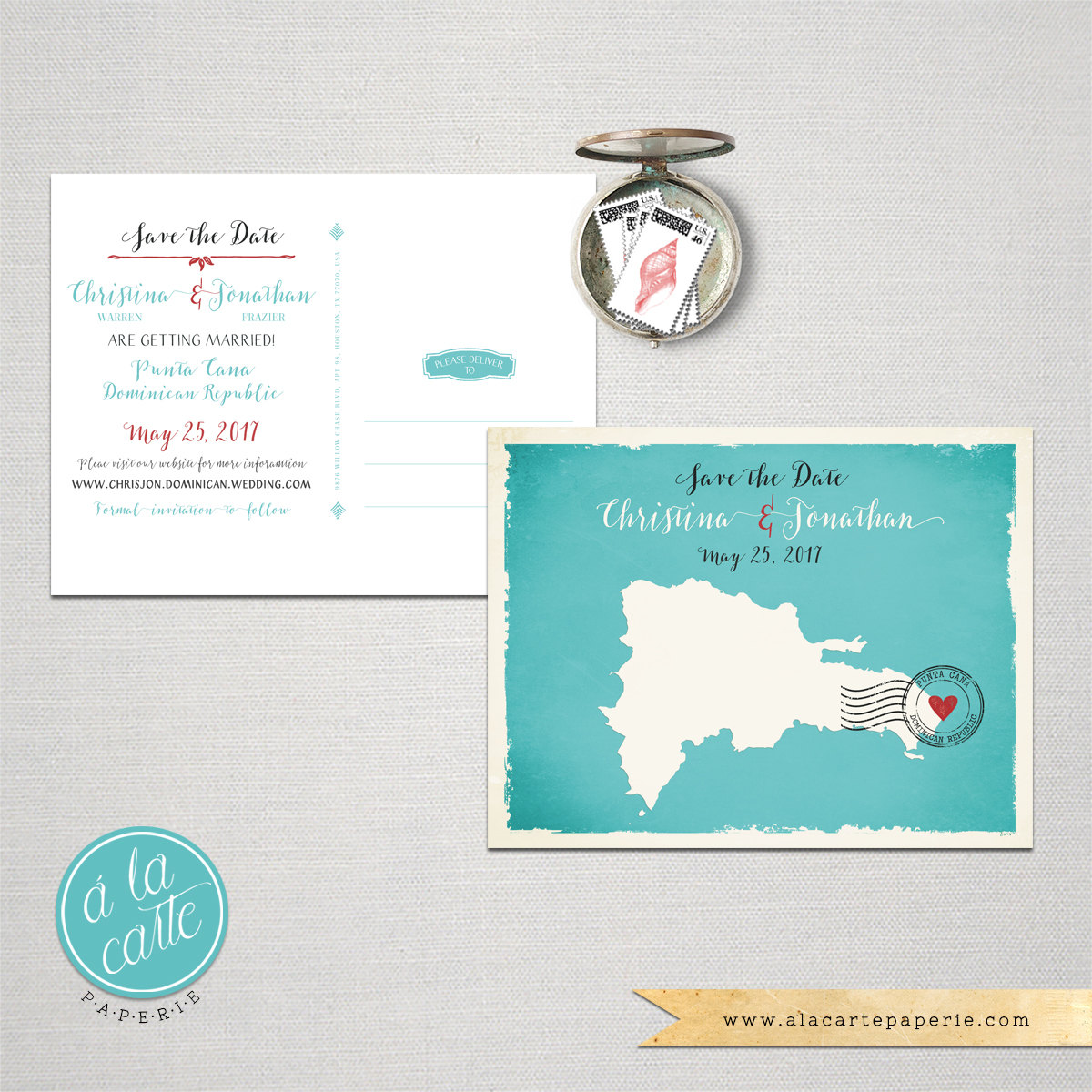 Turquoise clipart destination wedding #5