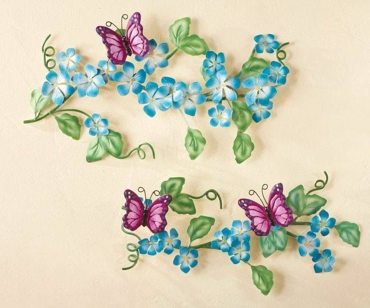 Turquoise clipart purple butterfly #15