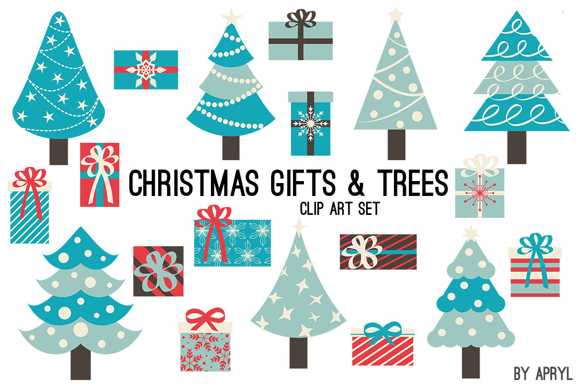 Turquoise clipart tree #15