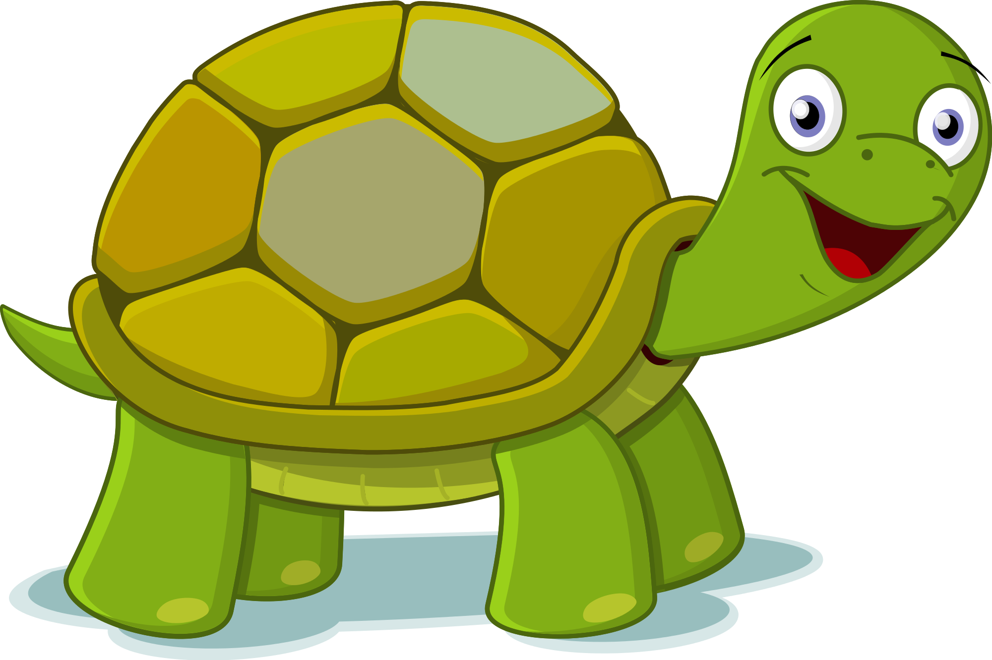 Ninja Turtles clipart yellow Clipart Turtle Panda Images Clipart