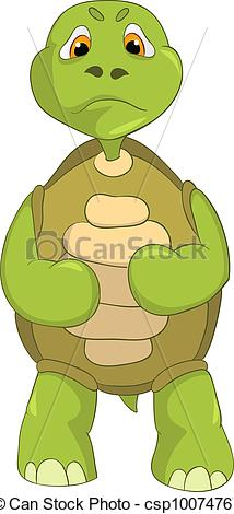 Turtle clipart angry #4