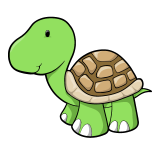 Tortoise clipart happy turtle #2