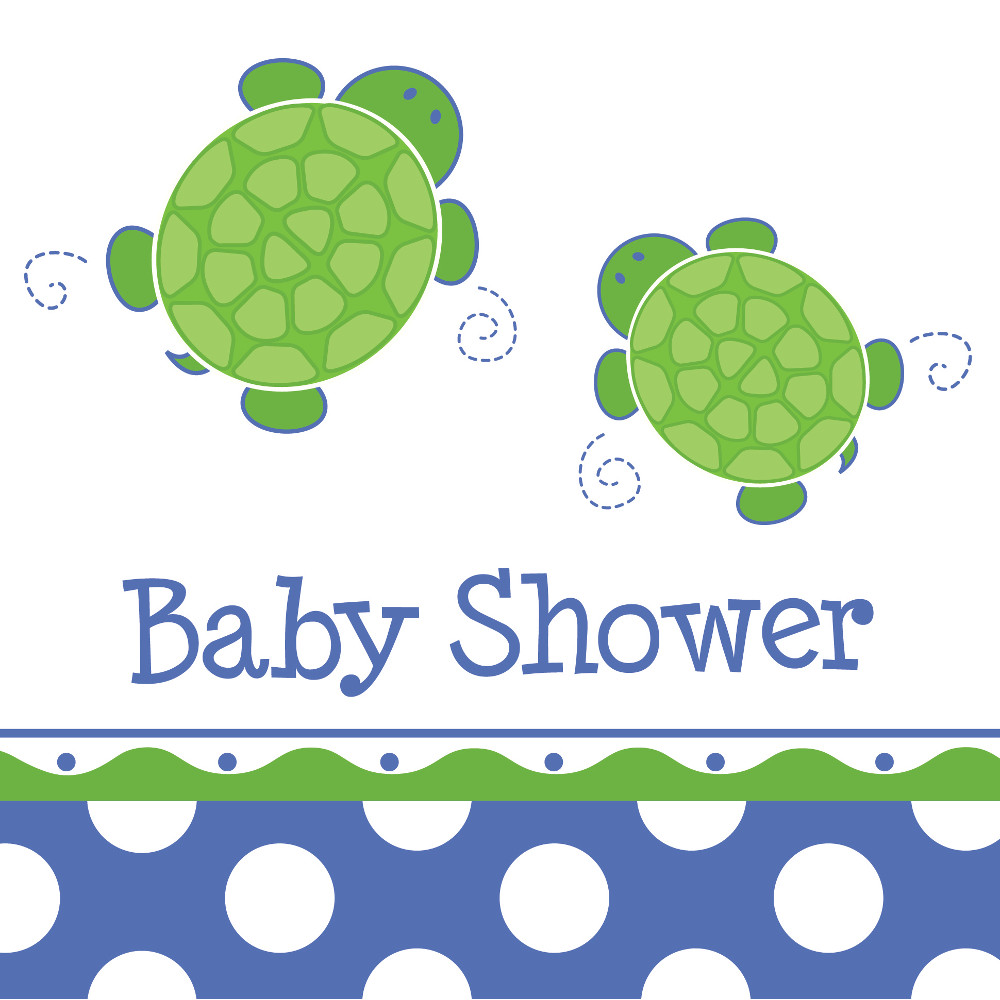 Turtle clipart baby shower Paper Napkin Mr Turtle Turtle