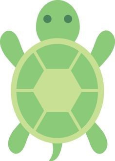 Sea Turtle clipart turtle face #11