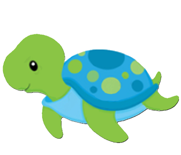 Turtle clipart baby shower CLIPART 197 Shower Invitations Whale