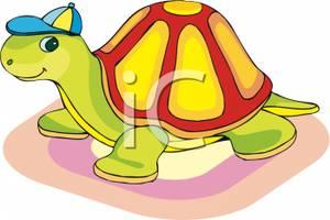 Turtle clipart baseball #4