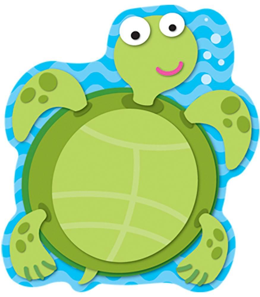 Turtle clipart carson dellosa Dellosa 8 Publishing Turtle Notepad
