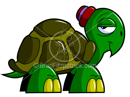 Turtle clipart cool cartoon Clipart Character Cartoon Turtle Turtle