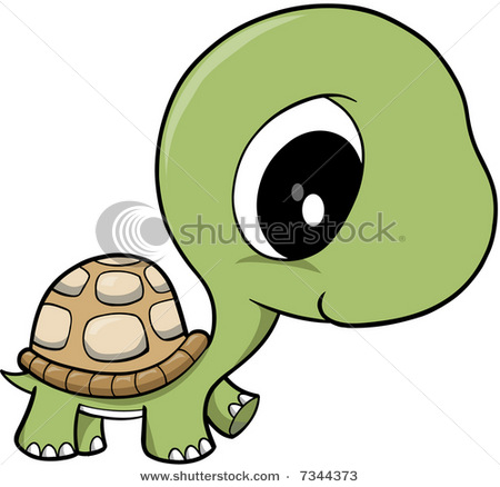 Turtle clipart cool cartoon Vector vector  vector Cartoon