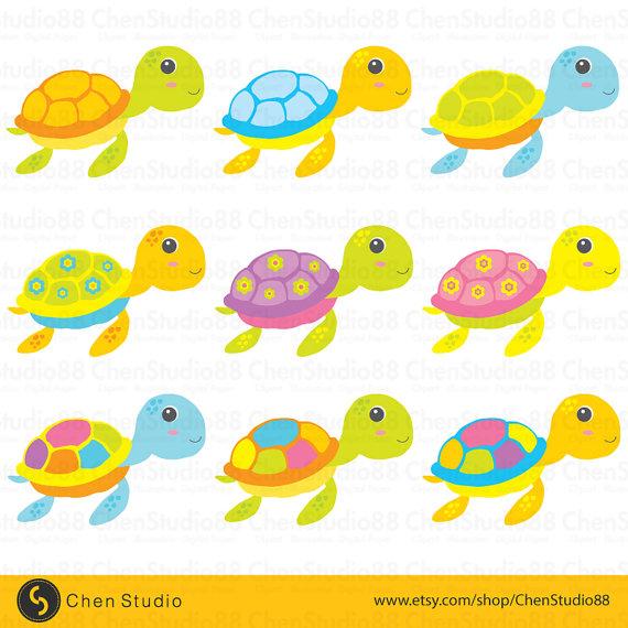 Turtle clipart detective #15