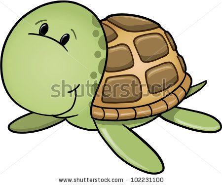Turtle clipart detective #7