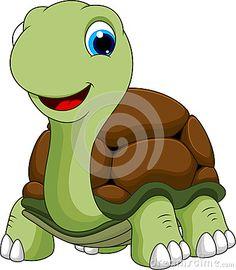 Turtle clipart detective #4