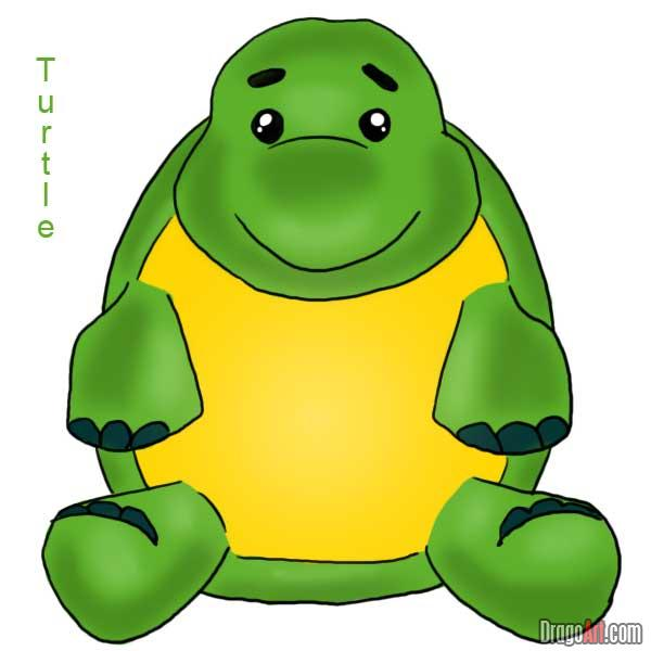Sea Turtle clipart turtle face #3
