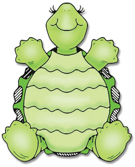 Tortoise clipart happy #15