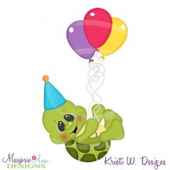 Turtle clipart happy birthday #13