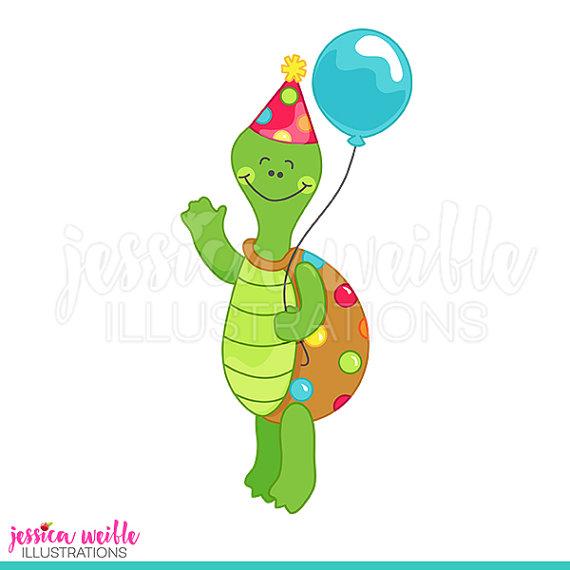 Turtle clipart happy birthday #3