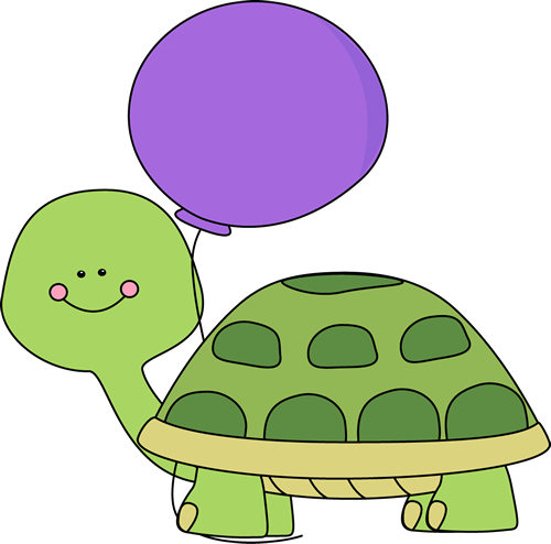 Turtle clipart happy birthday #7