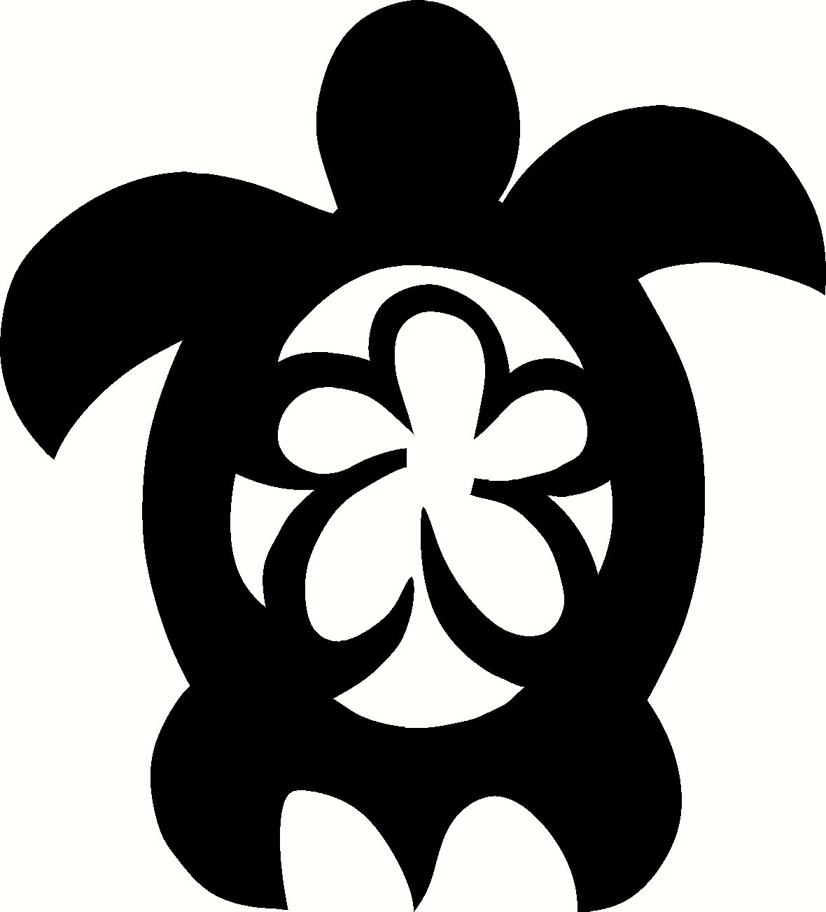 Turtle clipart hawaii #15