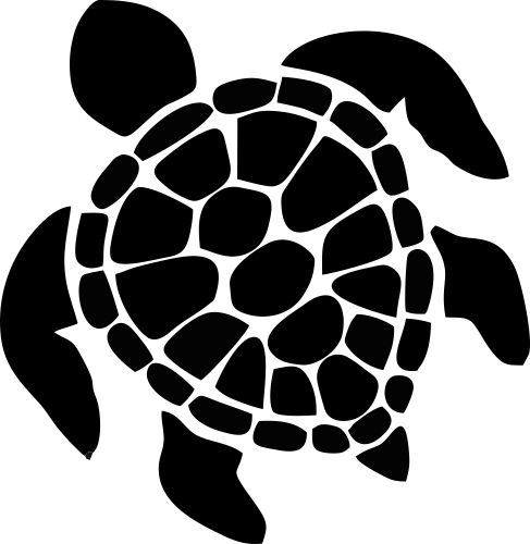 Turtle clipart hawaii #11