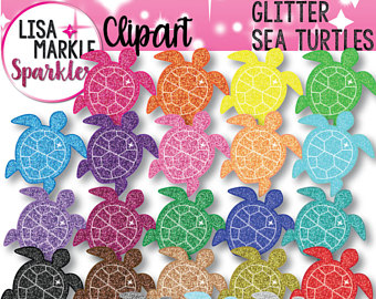 Sea Turtle clipart pink #15