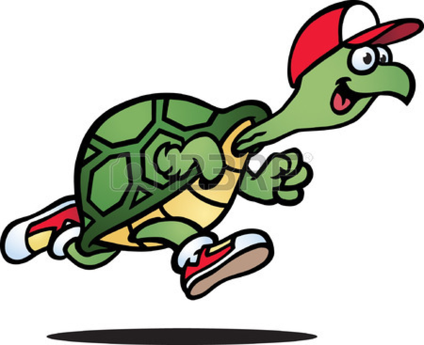 Turtle clipart one Strong Turtle Person Slow Clipart