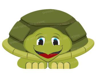 Sea Turtle clipart aquatic #2