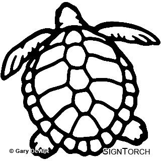 Turtle clipart sea plant #4