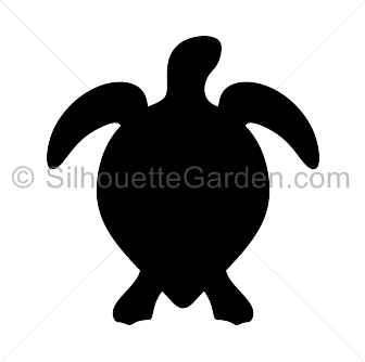 Turtoise clipart footprint #6