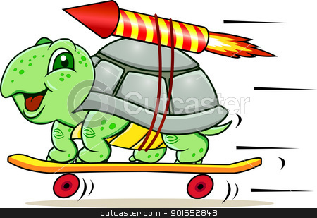 Turtle clipart silly #12