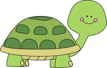 Turtle clipart small #9
