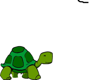 Turtle clipart small #1