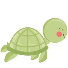 Turtle clipart small #13